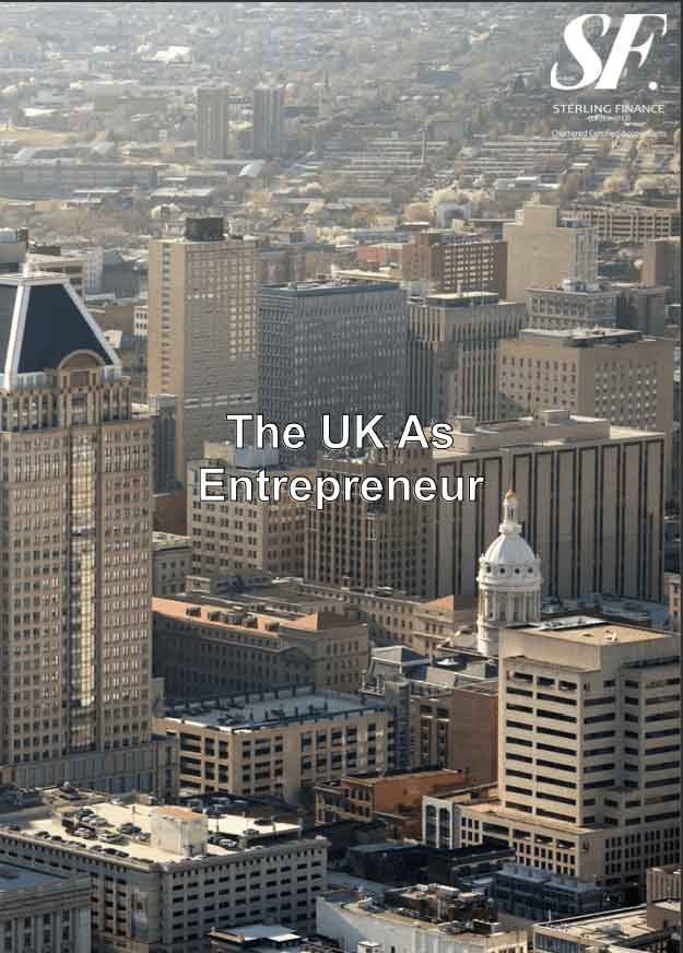 The UK as Entreprenuer Friendly guide