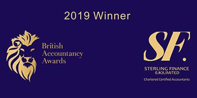 british accountancy awards winner 2019