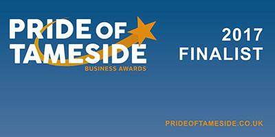 pride of tameside award winner 2017
