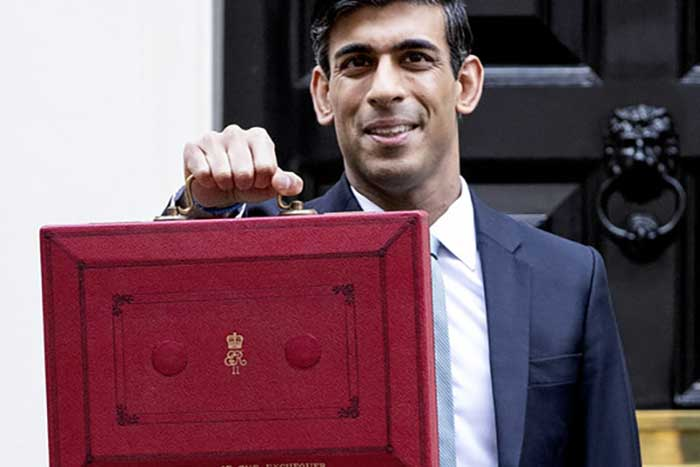 Budget 2021 - entrepreneurs relief