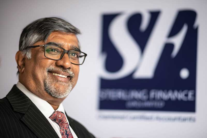 Kamlesh Rajput - Sterling Finance