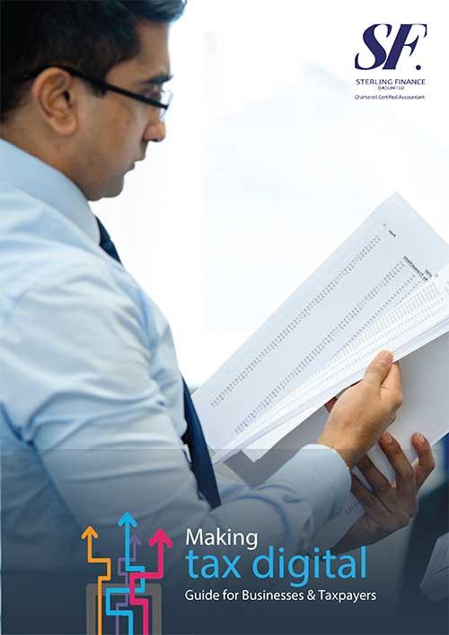 download making tax digital report