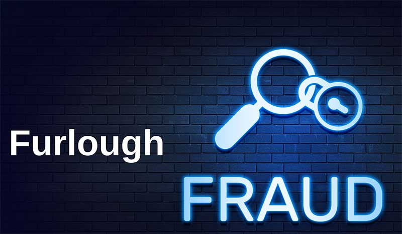 £26.5 Miilion in furlough fraud